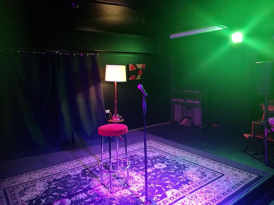 The Nivara Lounge Comedy Workshop